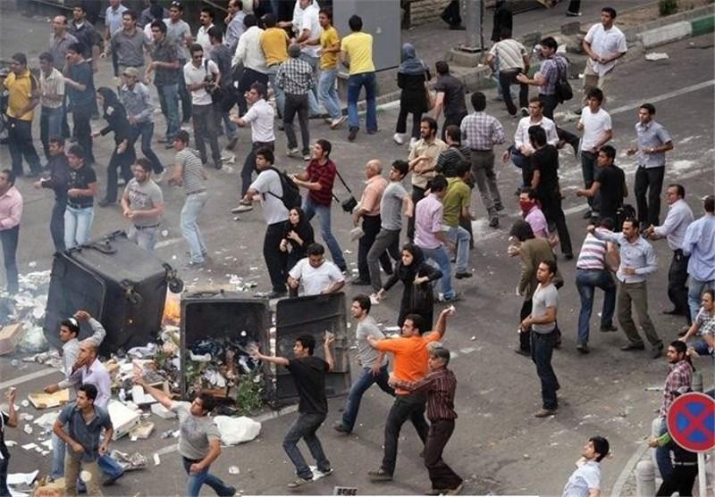 بیشخصیتی جامعه ایرانی برای اداره اعتراضات اجتماعی